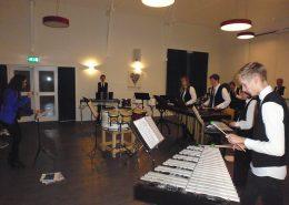 Hellendoornse Harmonie slagwerkconcert 2016
