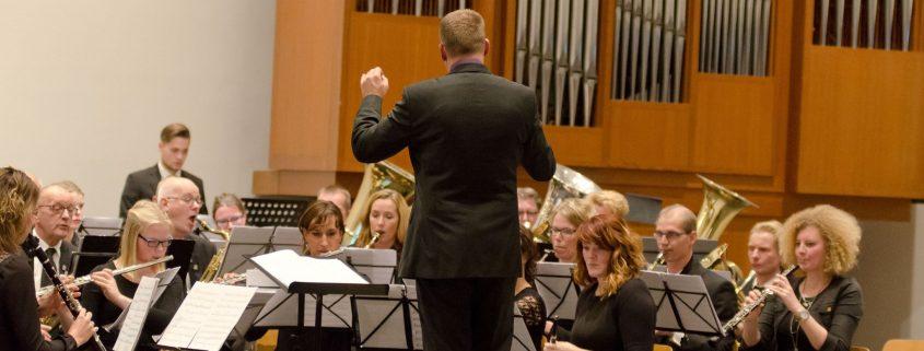 Hellendoornse Harmonie triple orchestra festival