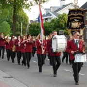 Hellendoornse Harmonie straatorkest