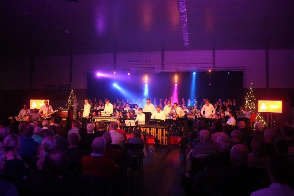 Helders Christmas Spectacle 2017 Hellendoornse Harmonie