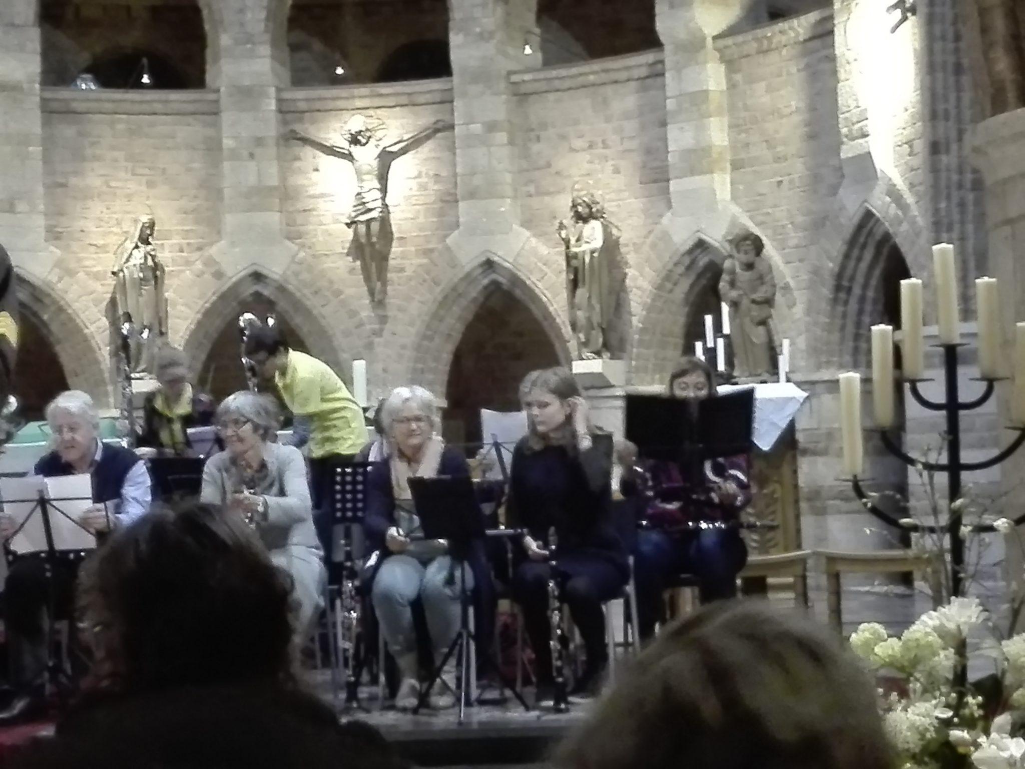 hellendoornse harmonie boeykens klarinetdag rosalie