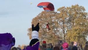 parachute piet voor Bertus (Middel)